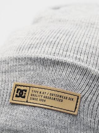 Czapka zimowa DC Label 2 ZD (neutral gray heather)