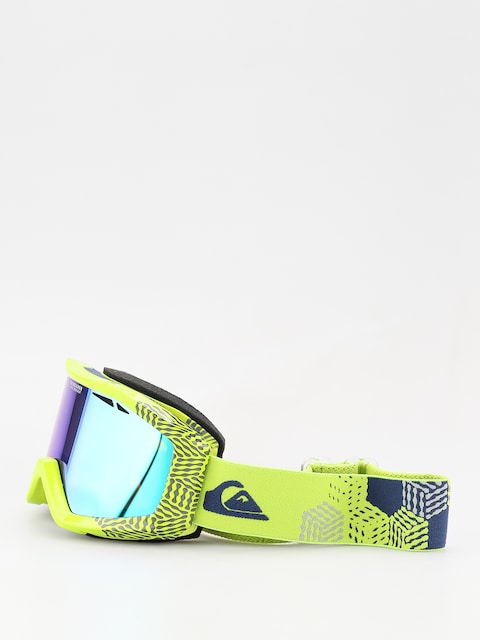 Gogle Quiksilver Fenom ML (lime green)