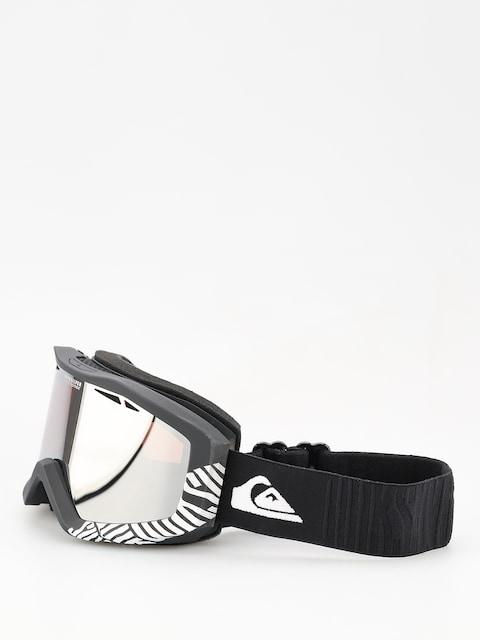 Gogle Quiksilver Fenom Mirror (black)