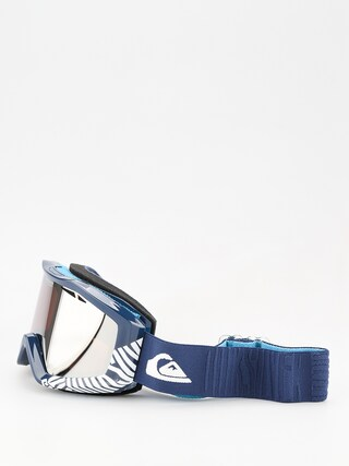 Gogle Quiksilver Fenom Mirror (dress blues)