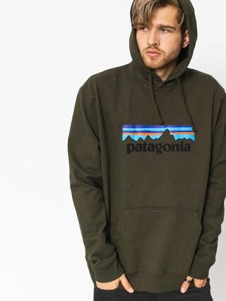 Bluza z kapturem Patagonia Logo Uprisal HD (sediment)