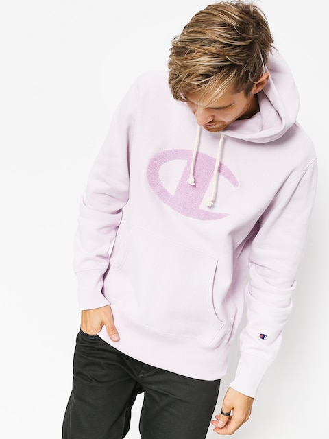 Bluza z kapturem Champion Reverse Weave Hooded Sweatshirt HD (lvf)