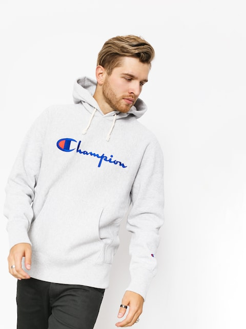 Bluza z kapturem Champion Reverse Weave Hooded Sweatshirt HD (loxgm)
