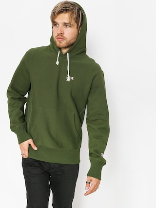 Bluza z kapturem Champion Reverse Weave Hooded Sweatshirt HD (baf)