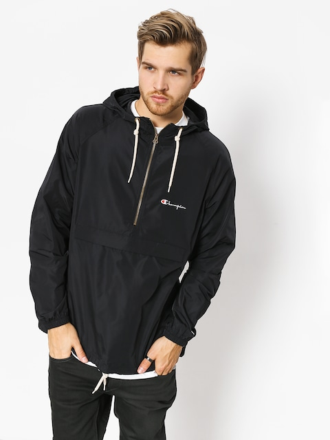 Kurtka Champion Hooded Jacket (nbk)