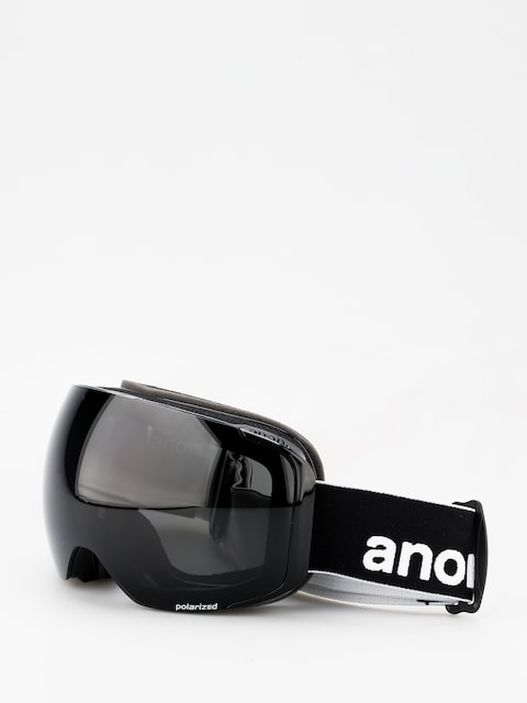 Gogle Anon M2 Polarized (black/polar smoke)