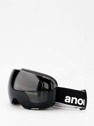 Gogle Anon M2 Polarized (black/polar smoke)