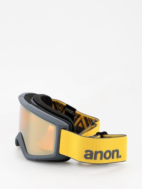 Gogle Anon Helix 2 Sonar W Spare (mustard/sonar bronze)