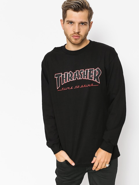 Longsleeve Independent x Thrasher Ttg