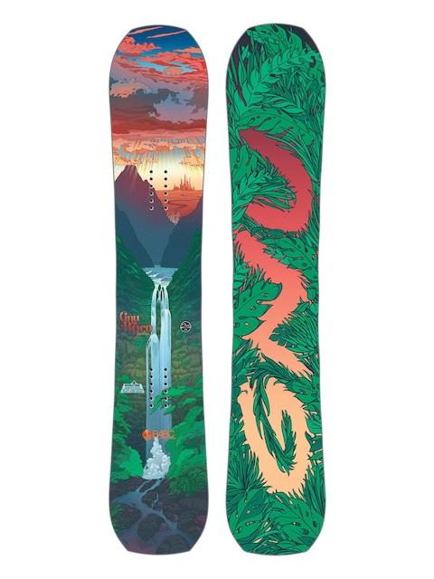 Deska snowboardowa Gnu B-Pro C3 Wmn (multi)