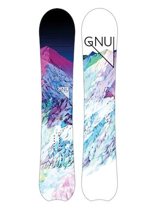 Deska snowboardowa Gnu Chromatic Btx Wmn (multi)