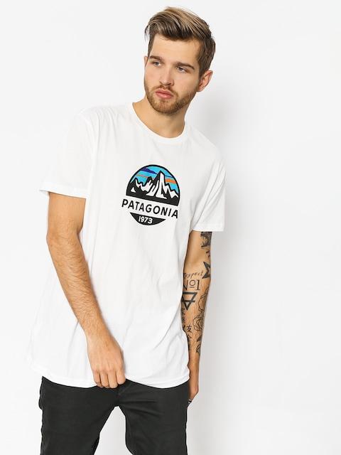 T-shirt Patagonia Fitz Roy Scope Organic