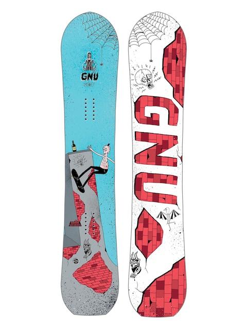 Deska snowboardowa Gnu Money C2E