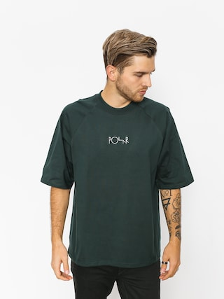T-shirt Polar Skate Default (dark green)