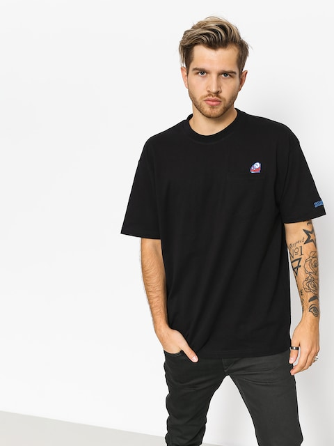 T-shirt Polar Skate Big Boy Pocket (black)