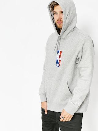 Bluza z kapturem Nike SB Sbxnba Icon HD (dk grey heather/white)