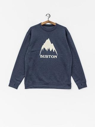 Bluza Burton Oak Crew (mood indigo heather)