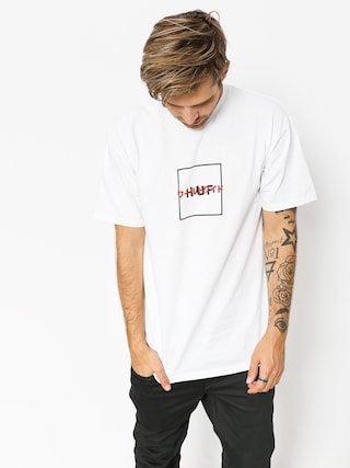 T-shirt HUF Katakana (white)