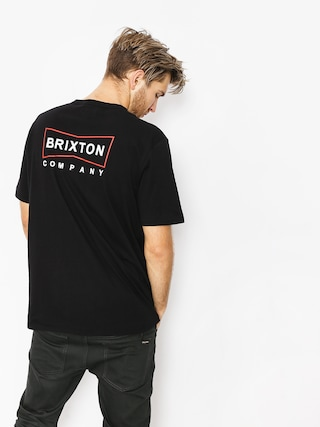 T-shirt Brixton Wedge Hnly (black)