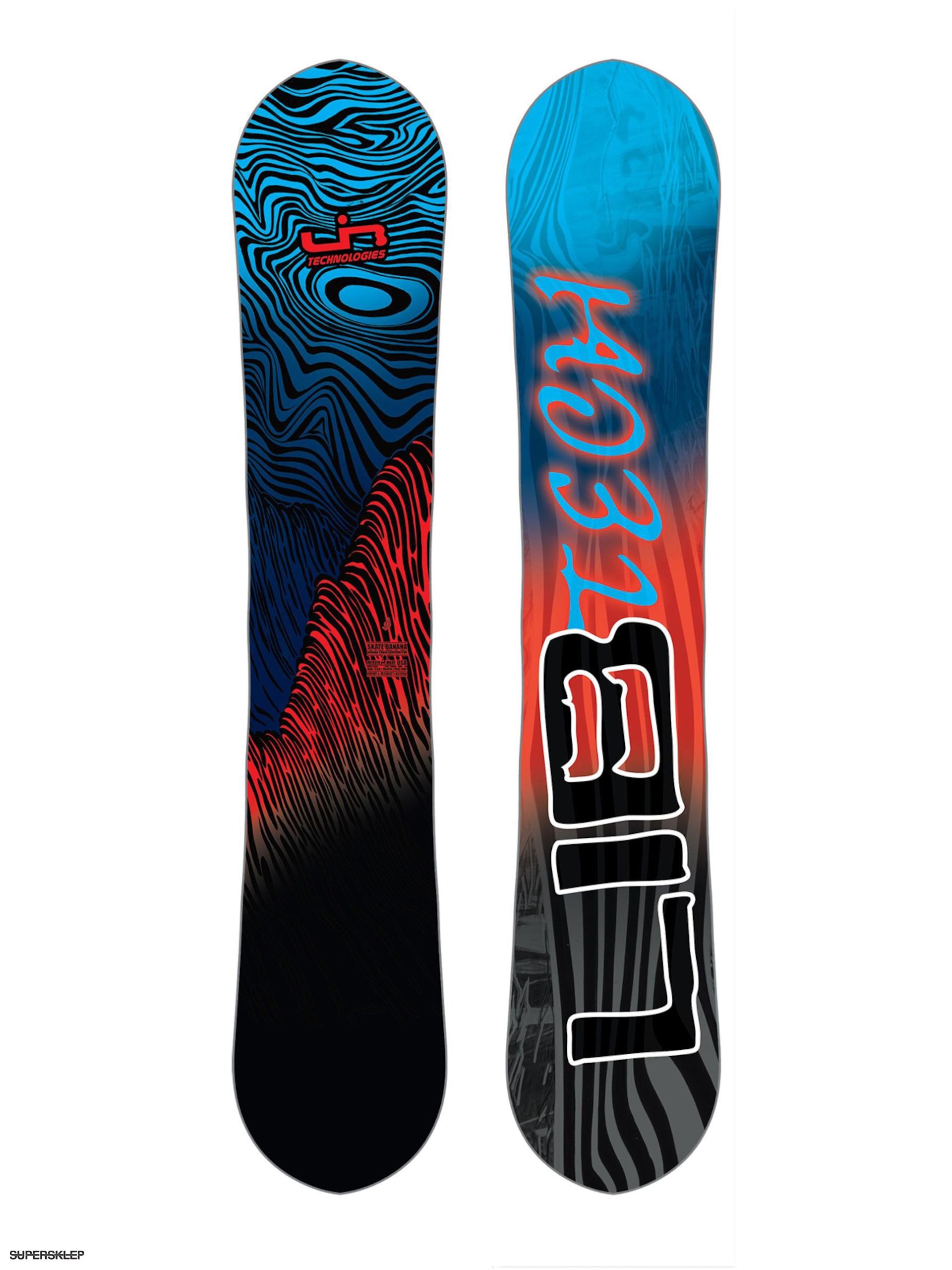 Deska snowboardowa Lib Tech SK8 Banana Btx (fade) 7a45449839