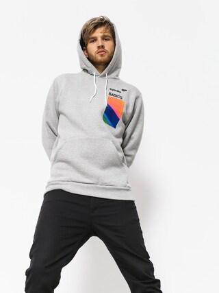 Bluza z kapturem El Polako Fullcolor (grey)