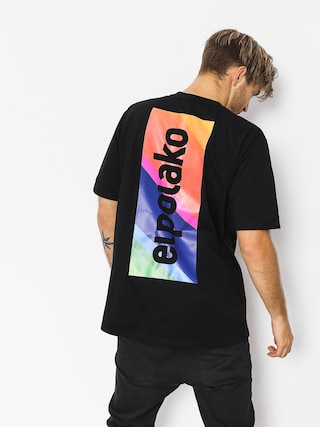 T-shirt El Polako Fullcolor (black)