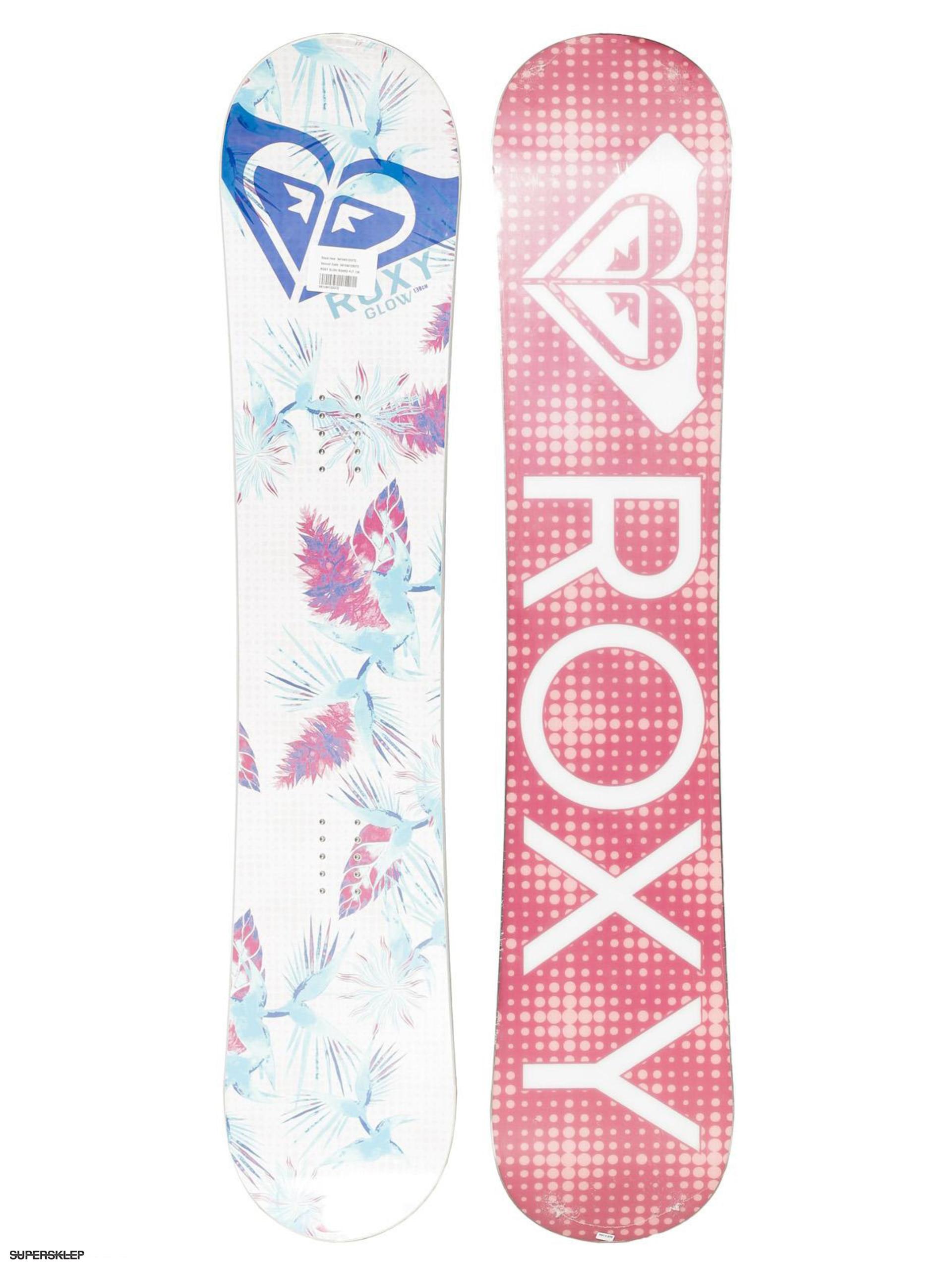 Deska snowboardowa Roxy Glow Board Flt Wmn (multi) 5da9bcf14a
