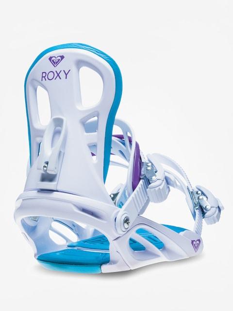 Wiązania snowboardowe Roxy Classic Wmn (white)
