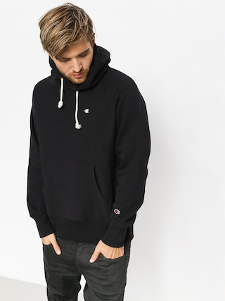 Bluza z kapturem Champion Reverse Weave Hooded Sweatshirt HD (nbk)