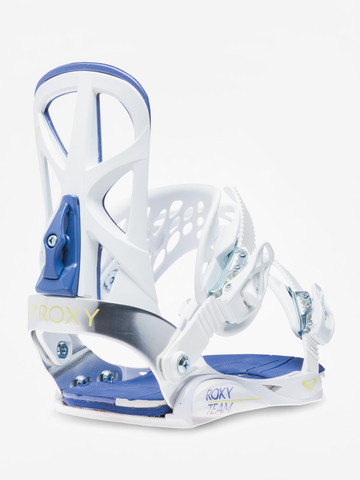 Wiu0105zania snowboardowe Roxy Team Wmn (white)