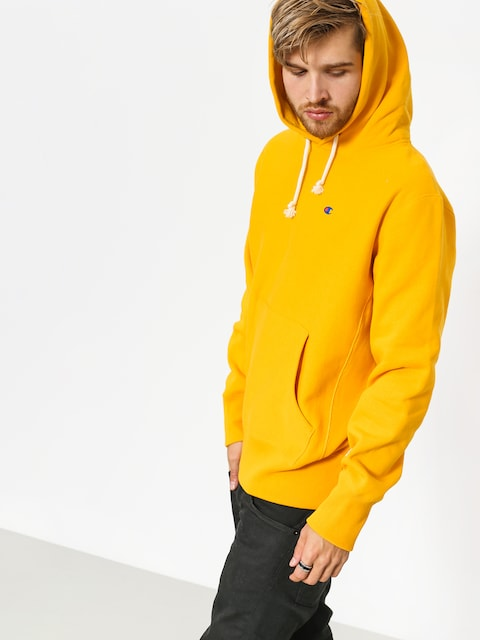 Bluza z kapturem Champion Reverse Weave Hooded Sweatshirt HD (cuy)