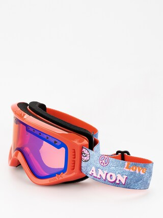 Gogle Anon Tracker (girl power/blue amber)
