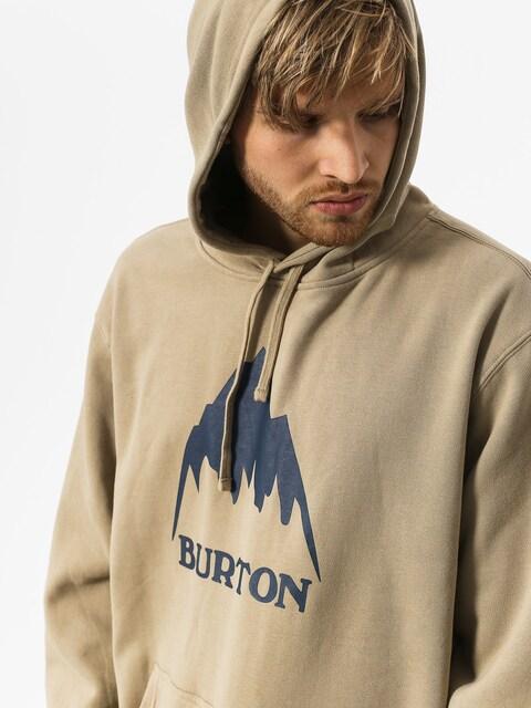 Bluza z kapturem Burton Clssmtnhgh HD (silver sage)