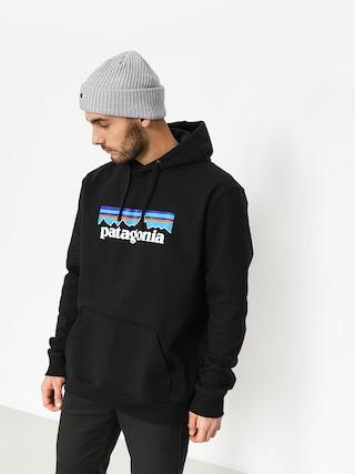 Bluza z kapturem Patagonia P6 Logo Uprisal HD (black)