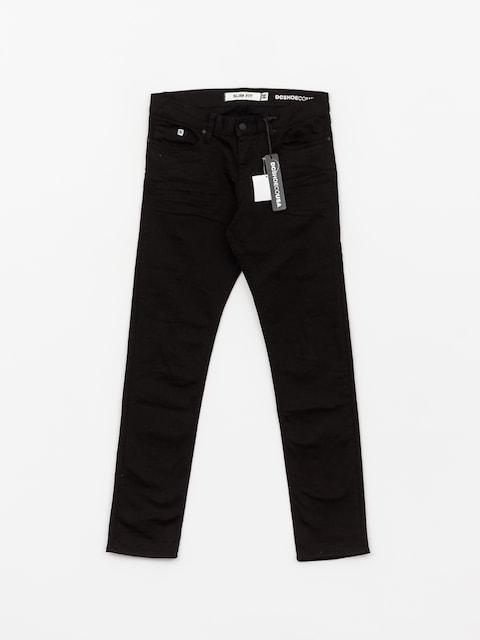 Spodnie DC Worker Slim Sbr (black rinse)