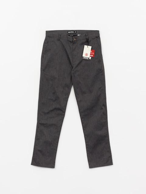 Spodnie Element Howland Classic Chin (charcoal heather)