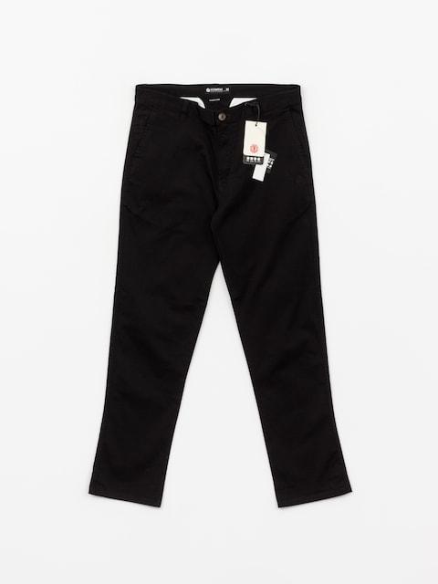 Spodnie Element Howland Classic Chin (flint black)