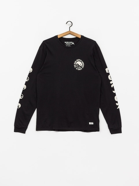 Longsleeve Burton Mooselook (true black)