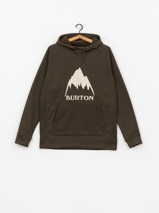 Bluza aktywna Burton Crown Bndd HD (forest night)