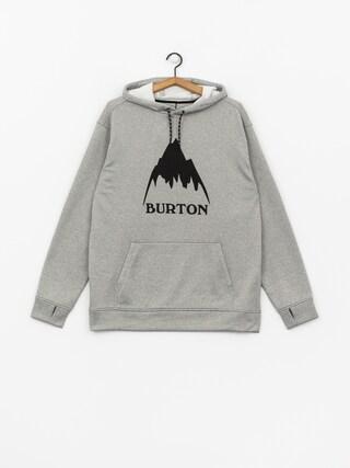 Bluza z kapturem Burton Oak HD (monument heather)