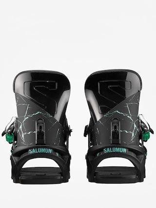 Wiązania snowboardowe Salomon Vendetta Wmn (black marble)