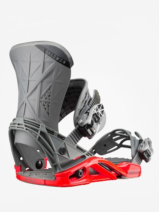 Wiązania snowboardowe Salomon Defender (grey/red)