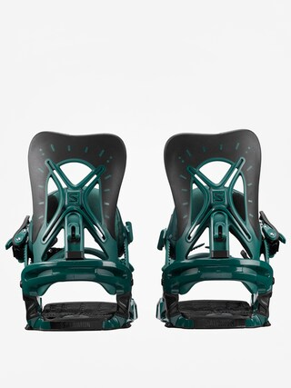 Wiązania snowboardowe Salomon Nova Wmn (teal green)
