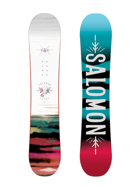 Deska snowboardowa Salomon Lotus Wmn (multi)