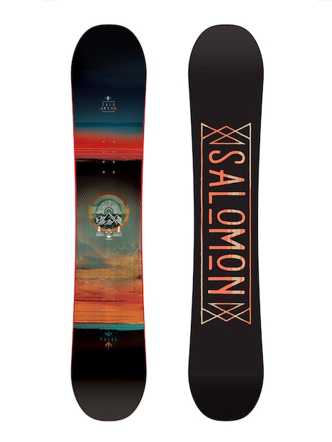 Deska snowboardowa Salomon Pulse (multi)