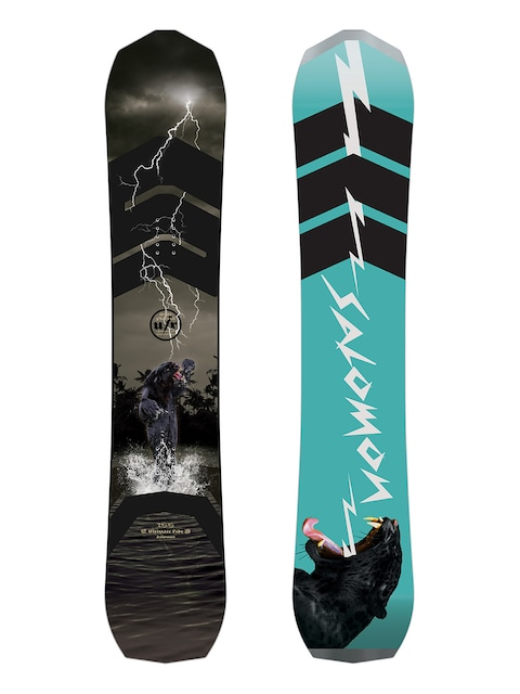 Deska snowboardowa Salomon Ultimate Ride (multi)