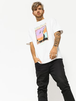 T-shirt Welcome Fastplant (white)