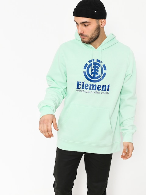Bluza z kapturem Element Vertical HD (brook green)