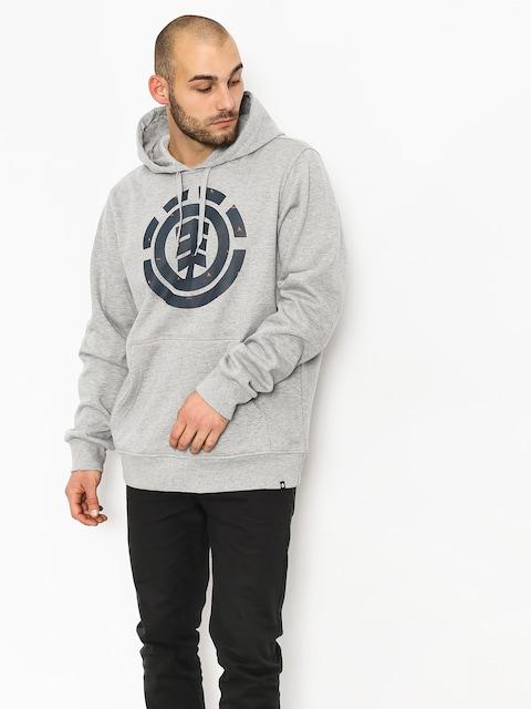 Bluza z kapturem Element Explorer HD (grey heather)