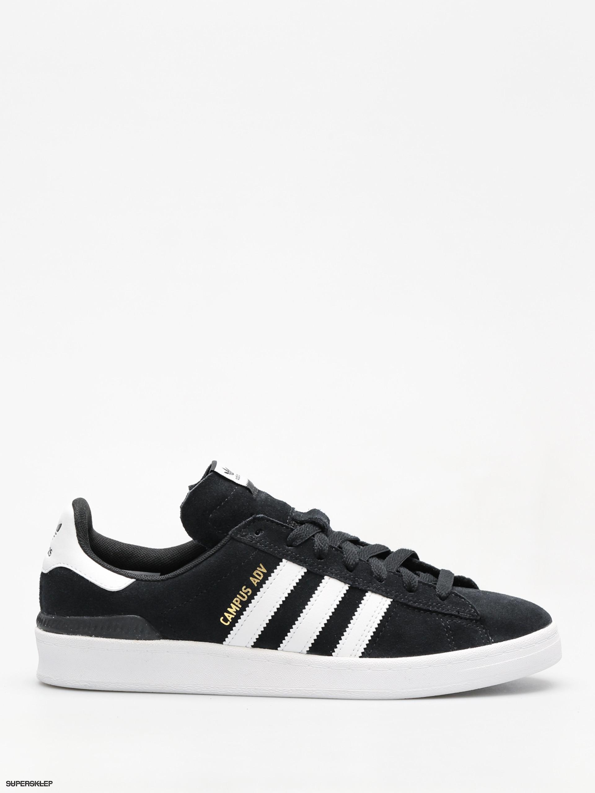 Buty adidas Campus Adv (core blackftwr whiteftwr white)